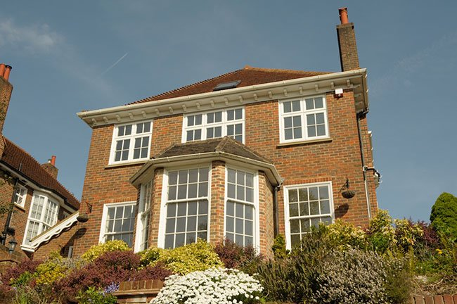 Timber Effect Windows Surrey