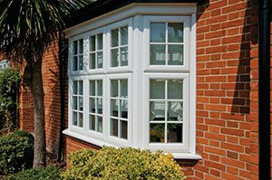 Timber Style uPVC Windows Kenley
