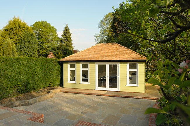 Garden Room Extension Surrey