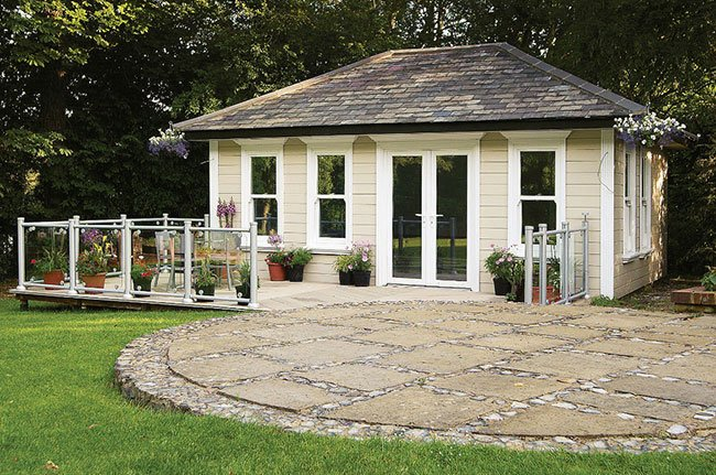 Garden Rooms in Surrey