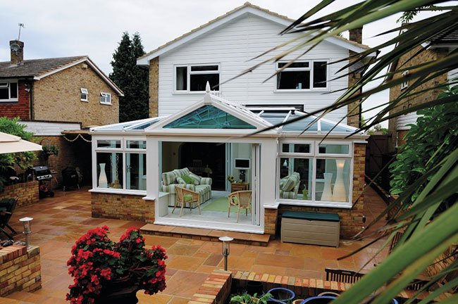 Conservatory Repairs with the