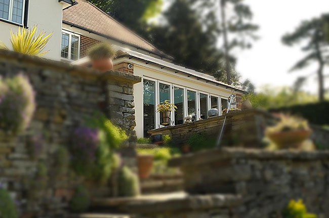Wallington Bifolding Doors