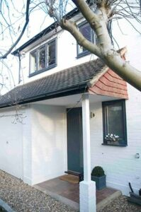 Coloured Double Glazing in Surrey