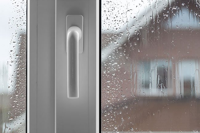What causes external condensation on double glazed windows condensation on windows planetlyrics Images