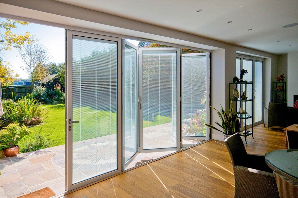 Aluminium Slide and Fold Doors