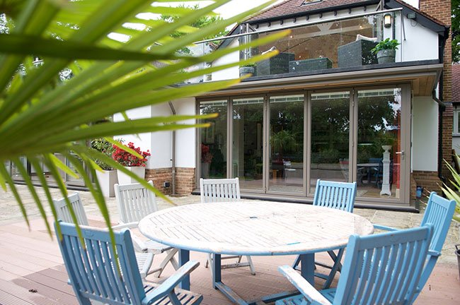 Bifolding Doors Sussex