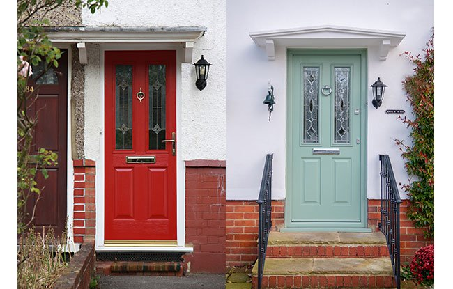 Double Glazed External Doors