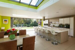 Origin Bifolding Doors in Surrey