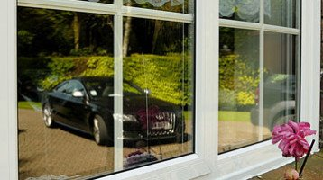 Toughened Safety Glass in doors and windows