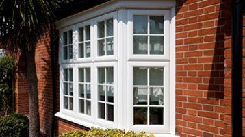 Traditional Timber Style uPVC Windows