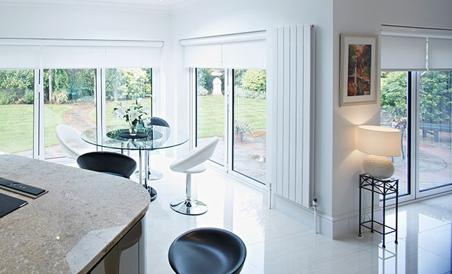 Bifolding Door Blinds