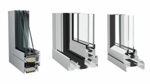 Slide and Fold Aluminium Windows UK