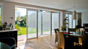 How do Bi-folding Doors Work