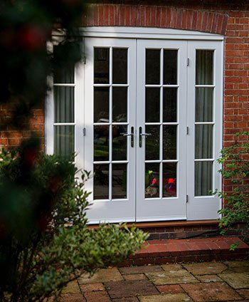 Windlesham Double Glazed Windows