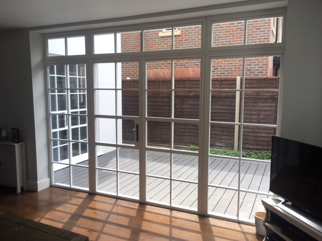 Aluminium Heritage Windows UK