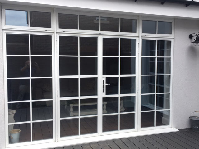 Aluminium Windows UK