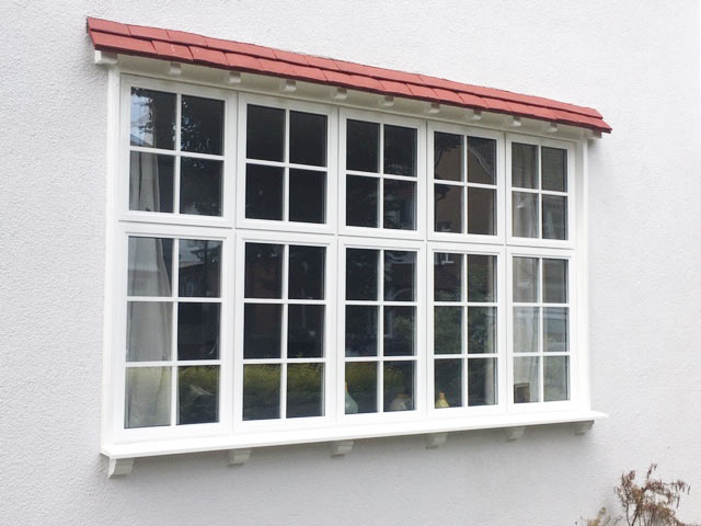 Replacment Aluminium Windows UK