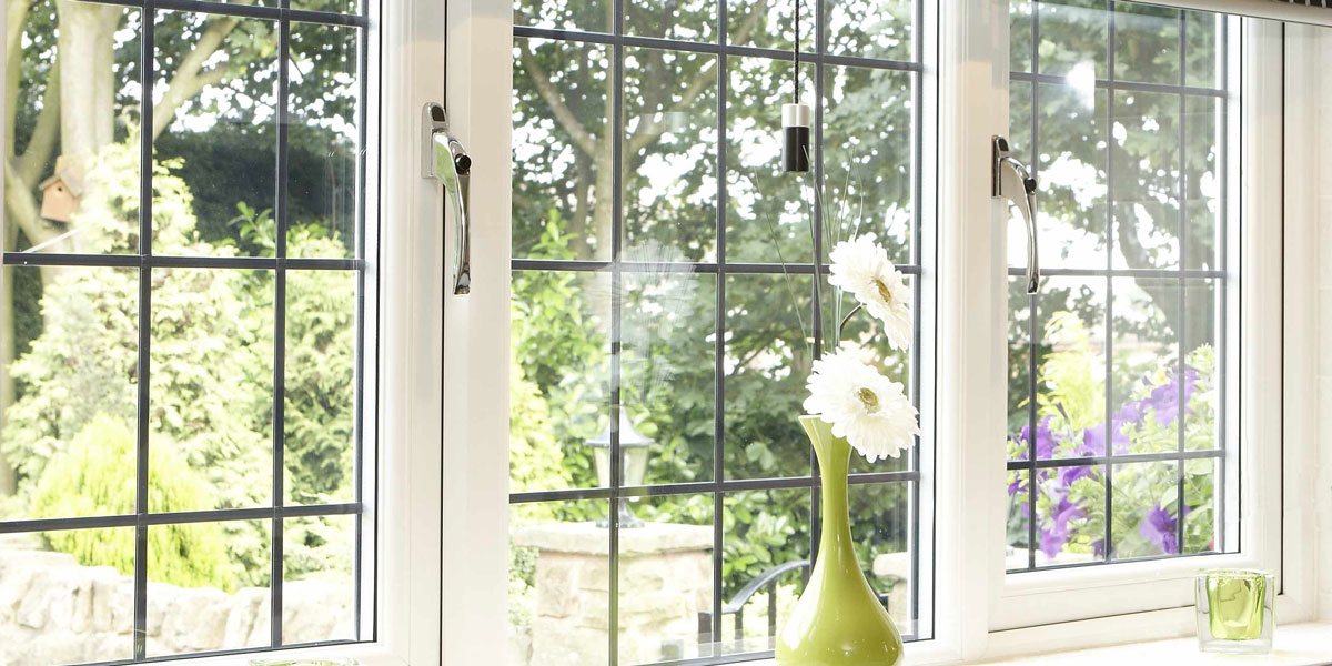 REHAU uPVC Double Glazing