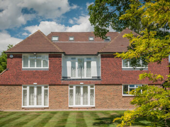 Slimline Aluminium Windows UK